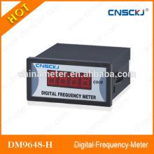 Medidor de fator de potência digital monofásico DM9648-H com RS485