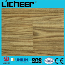 Wpc à l'épreuve de l'eau Revêtement des sols composites Prix 5.5 mm Wpc Flooring 9inx48in High Density Wpc Wood Flooring