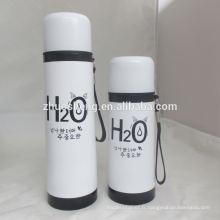 charmant à bas prix vente chaude 100ml en acier inoxydable thermos Bouteille isotherme