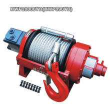 Hydraulic Wrecker Truck Winch 20000lbs