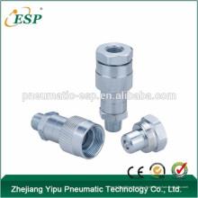 ESP KZE-B Gewinde verriegelt Typ Hydraulik Stahl Schnellverschluss Wellenkupplung (Stahl)