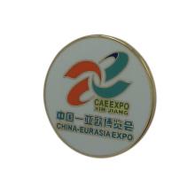 Make Custom Logo Souvenir School Badge Metal Pin Badge