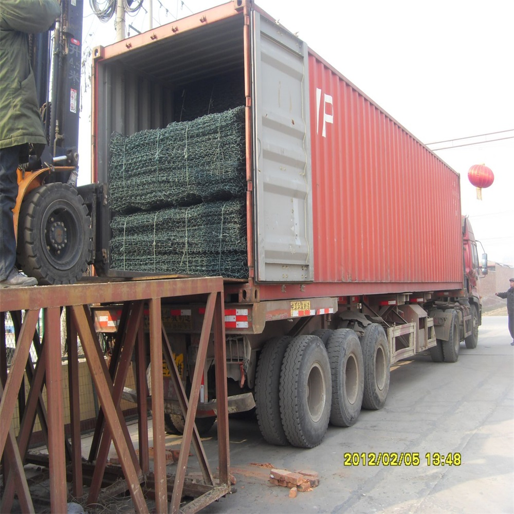 High Quality PVC Gabion
