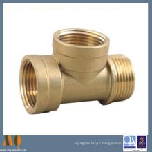 Brass Sanitary Parts of CNC Turning (MQ032)