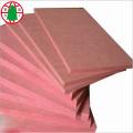 Высокий класс розовый/огнестойкие /противопожарные панели МДФ