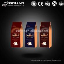 Venta al por mayor de China Bopp bolsas de alimentos Envases de alimentos / bolsa de papel de filtro de papel
