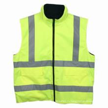 (RDJ-3001) Светоотражающая защитная куртка