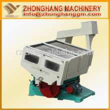 Machine à séparer les rizières dans une usine de riz avec amortisseur à rizière