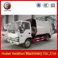 4X2 5m3 Müllwagen Compactor aus Japan