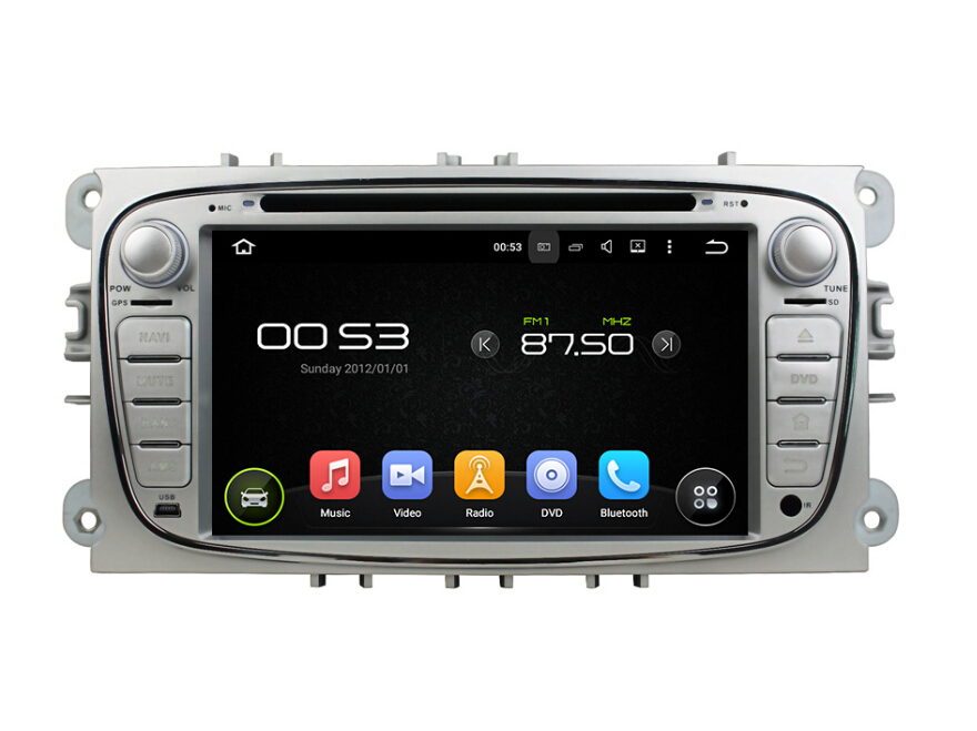 Android car dvd for Ford Focus 2008-2010