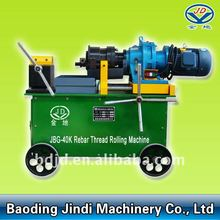 JBG-40K Rebar Rib Stripping e Rolling Thread Machine