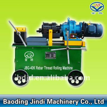 JBG-40K Rebar Rib Ribbing och Rolling Thread Machine