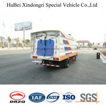 5.5cbm Jmc Street Sweeper Truck Euro 4