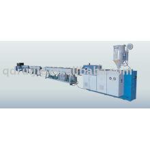Extrusão de tubo de plástico de parede sólida PA/PP faz a maquinaria