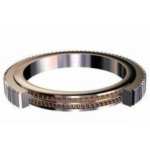 Non-Gear Dual-Row Excavator Slewing Ring Bearing For Milita