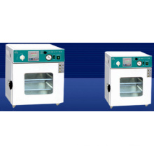 Controlador de microprocesador Puerta de vidrio de doble capa Horno de vacío / Horno de secado