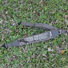 Khaki Colour Neoprene Gun Sling