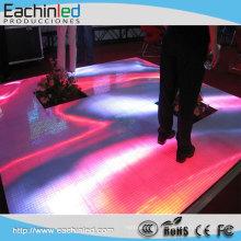 Plancher de danse vidéo SMD intérieur P10 LED