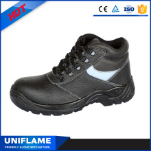 Ce Waterproof Leather Safety Boots Shoes En20345 S3