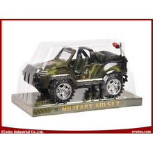 Friction Toys Military Jeep Toys for Kids