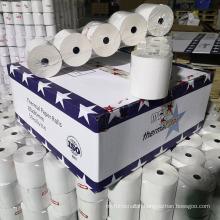 Pos Thermal Paper Roll Cash Register 100x150 57x40 80 X 80 Thermal Paper Rolls