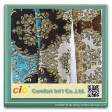 Chenillegewebe-Chenillegewebe des Gewebes 100% Polyester im Porzellan