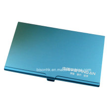 New Design Aluminum Business Card Holder