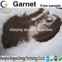 Hochwertiger Wasserstrahlschneidenabreibender Granatsand für Verkauf
