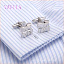 VAGULA Fantasitic Casamento Homens Camisa Cobre Cuff Link