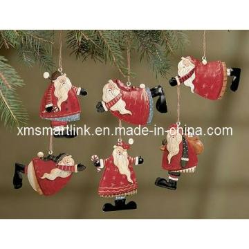 Подарки для подарков Polyresin Christmas Santa
