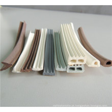 Tiras de vedação de borracha com adesivo com tamanhos personalizados