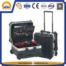 Профессиональный инструмент ABS жесткий аэрокейса тележка для продажи (HT-5102)