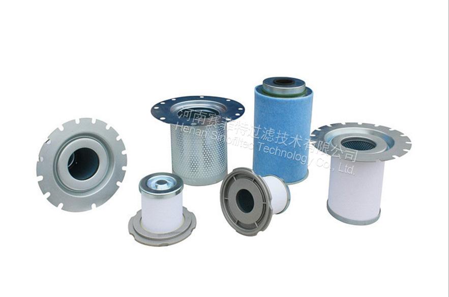 Sullair air compressor filters