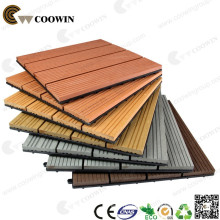 30x30 wpc wood plastic composite tiles