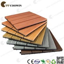30x30 wpc wood plastic composite tiles