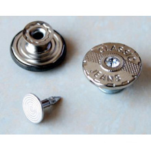 Brass Buttons for Jeans B281