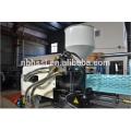 Máquina de moldagem por injeção de bacia de plástico