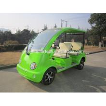 Elektrischer Golfwagen mit 8 Plätzen, Sightseeing-Bus-Shuttlebus