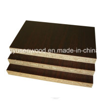 Waterproof Melamine Chipboard / Melamine Particle Board for Furniture