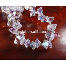 Perla de cristal del lampwork del diseño europeo de la manera