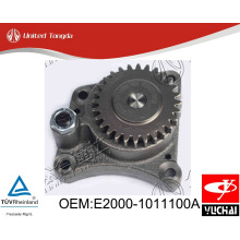 Original Yuchai engine YC4E oil pump E2000-1011100A