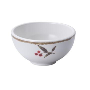 Cuenco de arroz con melamina / Tazón de sopa / Tazón de salsa (ATB25)