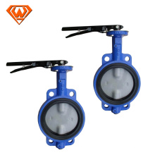 fuel butterfly valve