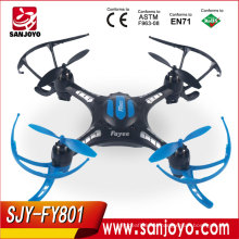 2017 New item RC Drone Reverse Flight Drone 2.4g 4-Axis UFO Aircraft Quad Copter FY801