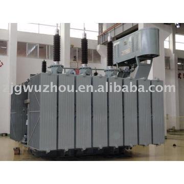 110 KV Serie elektrischer Leistungstransformator
