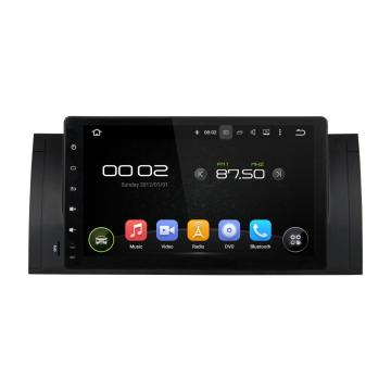 Android 7.1 Car Audio Stereo voor BMW E39