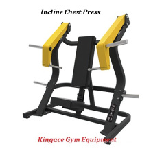 Plate Loaded Hammer Strength Incline Chest Press