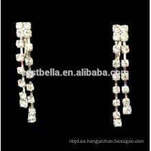 Último collar diseños nupcial conjunto de joyas traje de novia nupcial de la dama de honor de China
