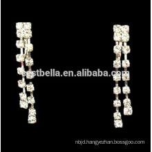 Latest necklace designs bridal necklace set costume jewelry bridal bridesmaid from China