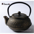 Mini tetera de té de hierro fundido del té de China antigua